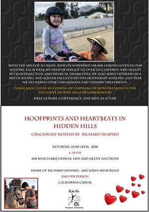 Hoofprints and Heartbeats in Hidden Hills General Admission