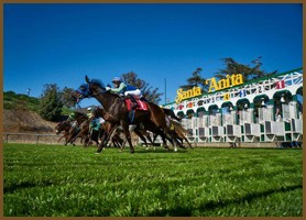 Ride On's Second Annual Santa Anita Day at the Races - General Ticket